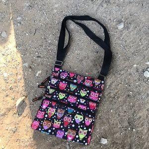 Handbags - Small Owl purse
